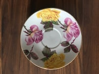 Fine Porcelain Plates - Set of 6 - $6 OBO Grayslake, 60030