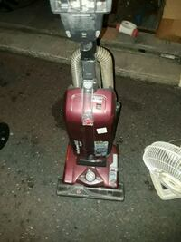 red and black Craftsman pressure washer 86 mi