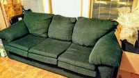 Green couch in good condition. Need gone asap Tucson, 85710