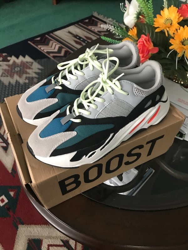 Adidas Yeezy Boost 700 Wave Runner SIZE 10 ‼ Price is negotiable 919d580a-5cb4-4b92-9a3a-bf62c105cdd8