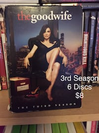 ##    The Good Wife ~ 3rd Season