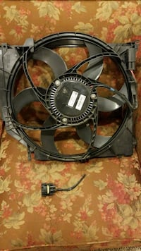 BMW cooling fan Rockville, 20854