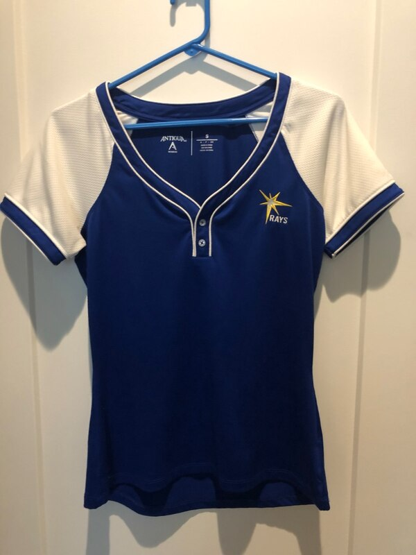 3ef4cfdc Used Tampa Bay Rays ladies Jersey for sale in Dunedin - letgo