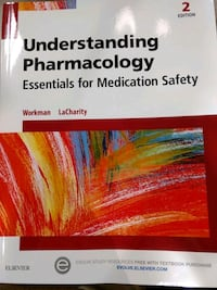 Pharmacology 2nd Edition Bowling Green, 42101