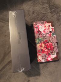 Iphone 8plus     BRANDNEW with gucci case free Shreveport, 71109