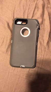 gray and white iPhone case Sherman, 75090