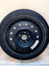 SPARE TIRE 2000-2002 FORD TAURUS