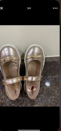 Michael kors toddler girls shoes.Size10 Fairfax, 22030