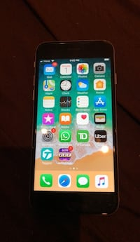 Space grey iPhone 6 it is 32 GB Calgary, T3J 3T6