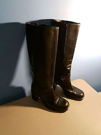 Leather boots  Yorkville, 60560