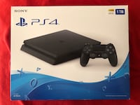PS4 SLIM 1TB and Games! Stayton, 97383