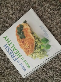 Pampered Chef Cook Books Bakersfield, 93311