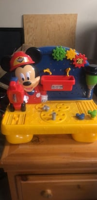 Full functioning Mickey workshop with noise  Pharr, 78577