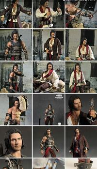 Prince of persia 1/6 HotToys 30cm figür