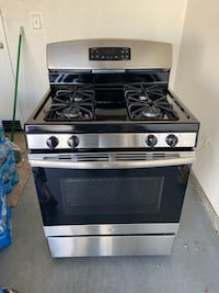 GE gas Stove NEW