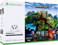 Xbox one S Minecraft bundle Redmond, 98052