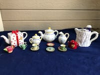 Teapot Collection Tustin, 92782