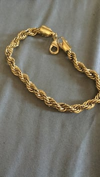 """14kt Gold Filled 8"""" 6mm Rope Chain Las Vegas, 89106"""