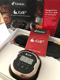 iGrill2 - Bluetooth enabled thermometer Aldie, 20105
