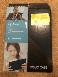 Accellorize Folio Case For Tablets Or Ipads