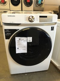 TAKE HOME FOR $40 DOWN! Samsung Washer Washing Machine Front Load White #2727
