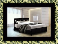 Twin platform bed with mattress Bowie, 20716
