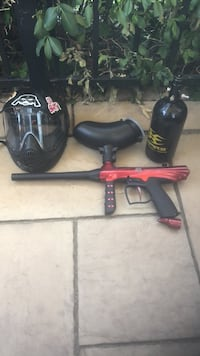 Full Ready To Go PAINTBALL KIT (Tippmen Griffin).  Georgetown, L7G 6A2