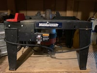 Mastercraft Router