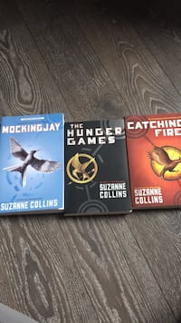 Hunger games book series