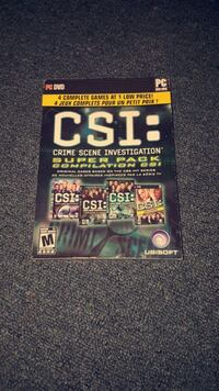 ☆ C.S.I GAME $10 ☆ St. Catharines, L2P 3R6