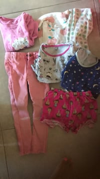 Girls clothes 1 to 5T vêtements fille
