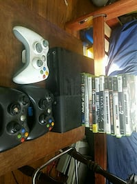 Xbox 360 with controllers Long Beach, 90802