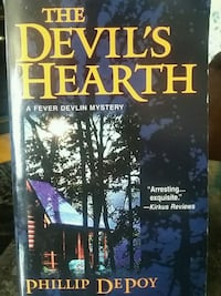 The Devil's Hearth by Phillip Depoy Toronto, M1J 3E7