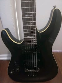 black and brown electric guitar Gaithersburg, 20879
