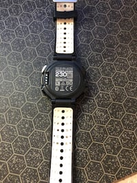 Garmin Forerunner 230 with heart rate strap