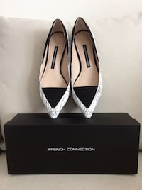 Women's French connection flats- Brand New with box