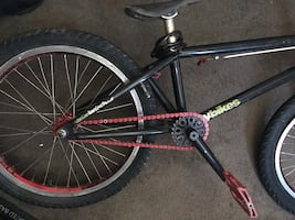 Flybike jus don ride nomo 280 or best offer jus give me a txt