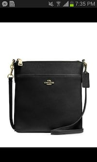 black Michael Kors leather crossbody bag Kingston, K7K 4B6