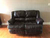 LazyBoy love seat it does not recline  Harvest, 35749