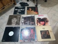Small 12 in vinyl record collection  Baxter Springs, 66713