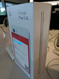 Google Pixel 3 XL 64GB White Brand New Sealed McLean, 22102
