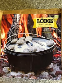 Lodge cast iron kettle Sioux Falls, 57106