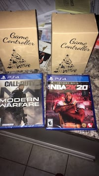 NBA2K20 CALL OF DUTY MWF 2 CONTROLLERS  **everything new** Washington, 20020