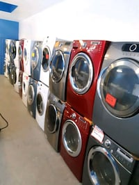 $400.00 & FRONT LOAD WASHER AND DRYER SET WORKING PERFECTLY 4 MONTHS W Baltimore, 21223