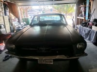 1967 mustang coupe Stockton