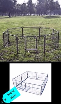 "Brand new 24"" 32"" 40"" and 48"" tall dog pet playpen"