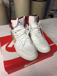 Jordan's Mans Size 9:1/2 (Used one Time only)