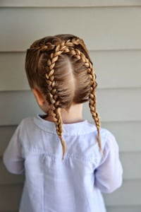 Braids for kids all different types of hair Richmond Hill, L4C 4E6