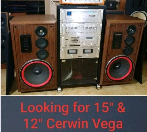 Used and new audio speaker in Grand Prairie - letgo