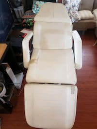 Facial Massage Spa Bed Hydraulic Used